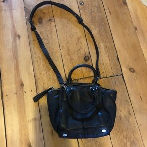 Liebeskind black leather bag